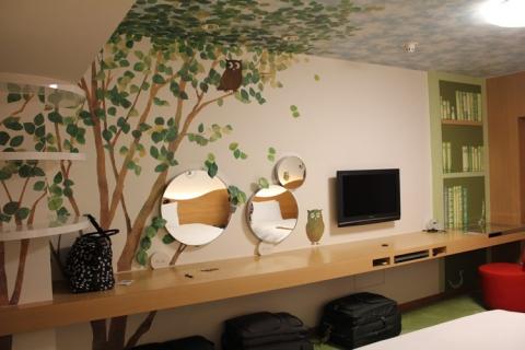 Day 12 - Hilton Tokyo Bay Hotel