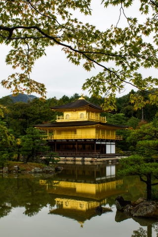 Day 6 - Kinkakuji Temple