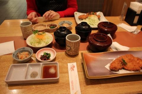 Day 7 - Kyoto Station Tonkatsu