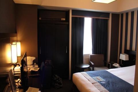 Day 5 - Hotel Monterey Kyoto