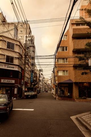 Day 8 - Hiroshima back streets