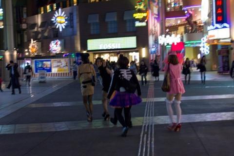 Day 9 - Universal City Walk Halloween
