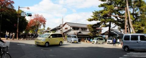 Day 11 - On the way to Toudai-ji