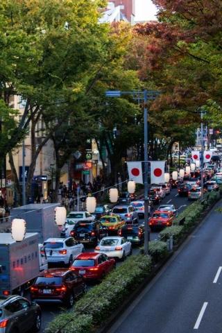 Day 12 - Culture Day at Harajuku