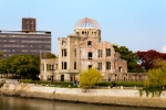 Day 8 - Hiroshima Peace Park building