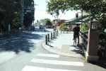 Day 2 - Mitaka streets (view from the bus)