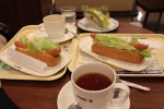 Day 9 - Doutor lunch
