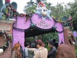 Day 14 - Nightmare Before Christmas Haunted Mansion