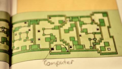 PS2 hint guide - Green Dam