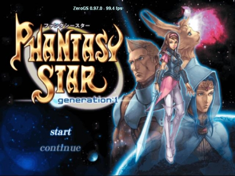 Phantasy Star: Generation 1 preliminary hacking 1