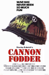 Movies with video game names - Cannon Fodder